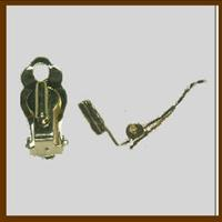 Earring Converter Paddle Clip - 2 pairs