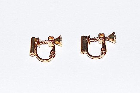 73909454f Screw Clip Earring Converter - 1 pair - Luc-Co, Inc.