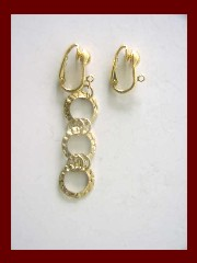469363f95 Earring Converters - pierced dangle to clip-ons 2 pairs - Luc-Co, Inc.